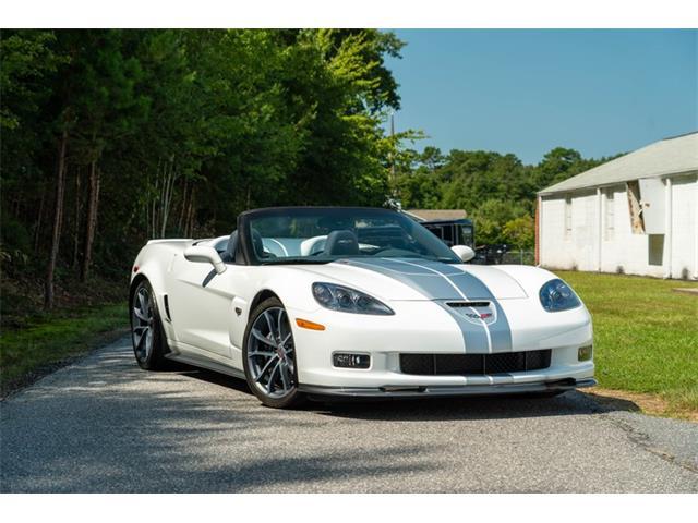 2013 Chevrolet Corvette (CC-1440900) for sale in Hickory, North Carolina