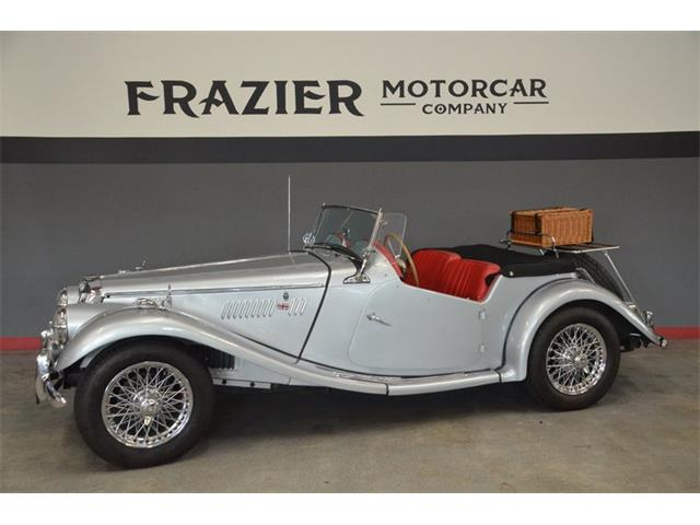 1955 MG TF (CC-1449006) for sale in Lebanon, Tennessee