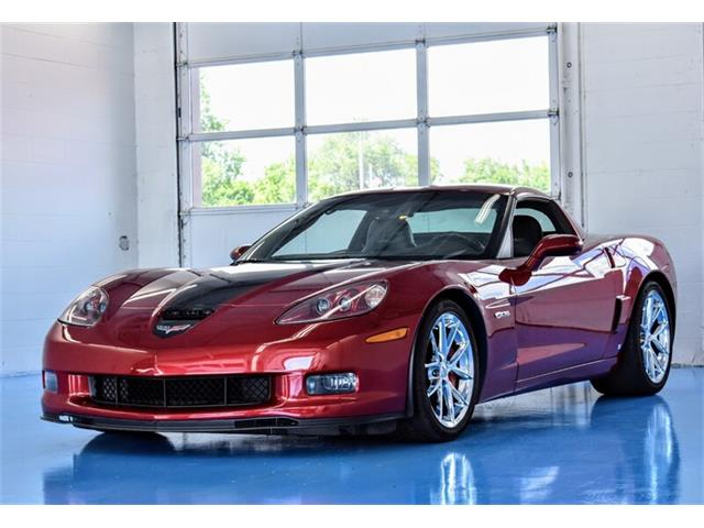 2008 Chevrolet Corvette Z06 (CC-1449007) for sale in Springfield, Ohio