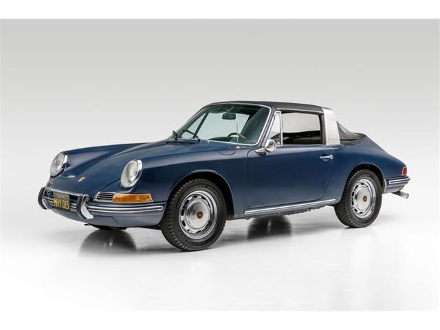 1967 Porsche 912 (CC-1449024) for sale in Costa Mesa, California