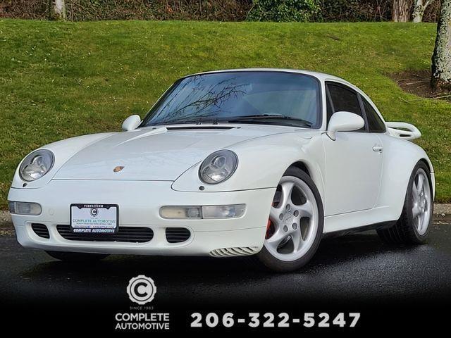 1996 Porsche 911 (CC-1449030) for sale in Seattle, Washington