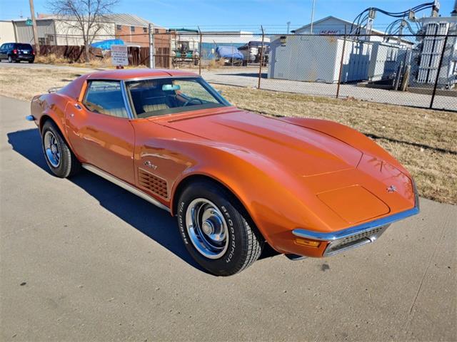 1971 Chevrolet Corvette (CC-1449041) for sale in N. Kansas City, Missouri