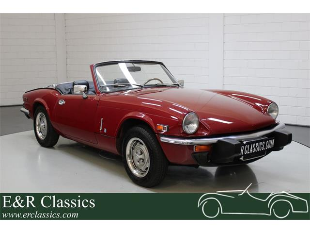 1976 Triumph Spitfire (CC-1449053) for sale in Waalwijk, [nl] Pays-Bas