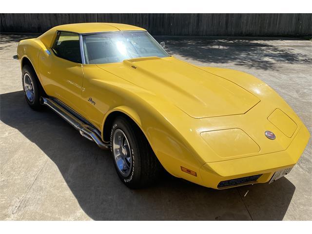 1973 Chevrolet Corvette Stingray (CC-1449062) for sale in Houston, Texas