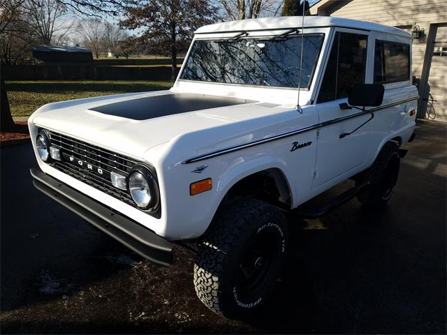 1973 Ford Bronco (CC-1440907) for sale in Bowling Green, Kentucky