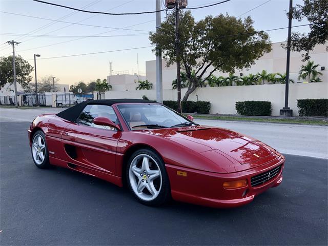 1997 Ferrari 355 (CC-1449083) for sale in North Miami Beach, Florida