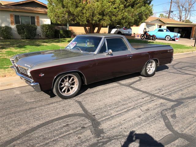 1967 Chevrolet El Camino (CC-1449085) for sale in Mesa, Arizona