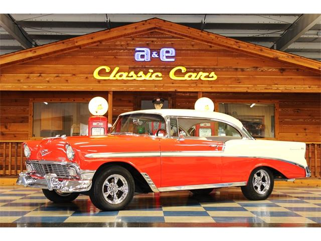 1956 Chevrolet Bel Air (CC-1440909) for sale in New Braunfels , Texas
