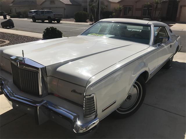 1974 Lincoln Continental Mark IV (CC-1449093) for sale in Tempe, Arizona