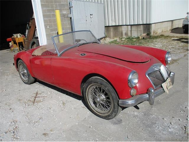 1960 MG MGA (CC-1440910) for sale in Quincy, Illinois