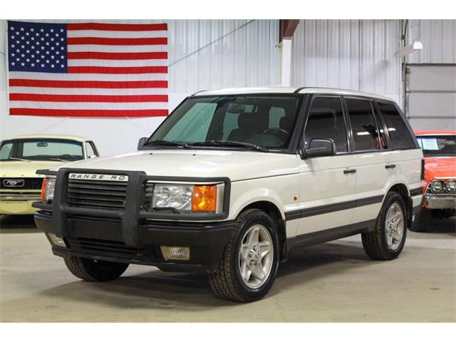 1998 Land Rover Range Rover (CC-1449104) for sale in Kentwood, Michigan