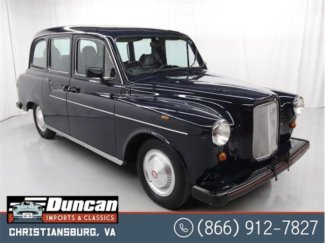 1990 London Taxi (CC-1449117) for sale in Christiansburg, Virginia
