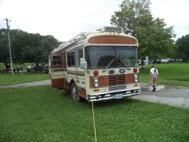 1982 Bluebird Wanderlodge (CC-1440912) for sale in Quincy, Illinois
