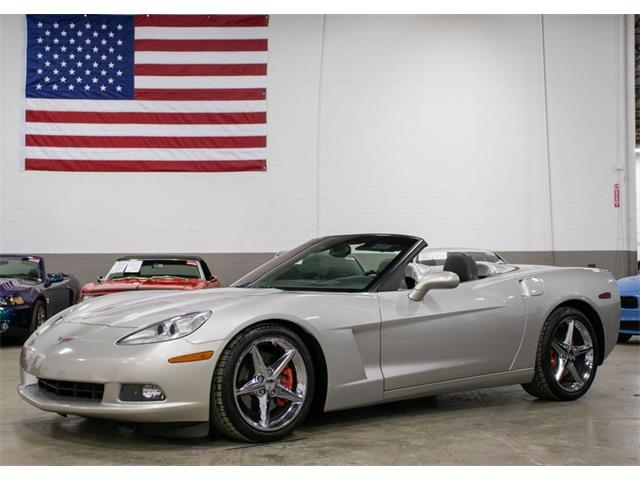2005 Chevrolet Corvette (CC-1449123) for sale in Kentwood, Michigan