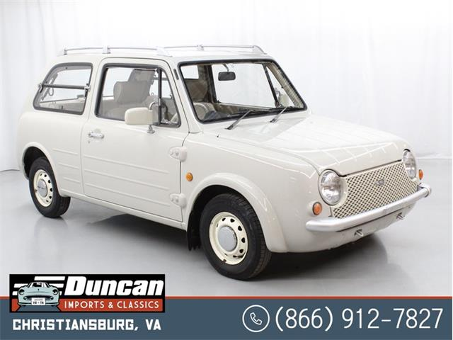 1990 Nissan Pao (CC-1449129) for sale in Christiansburg, Virginia