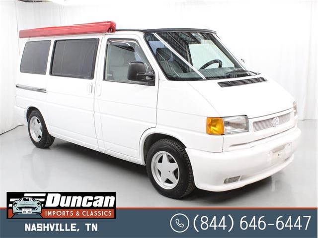 1995 Volkswagen Van (CC-1449145) for sale in Christiansburg, Virginia