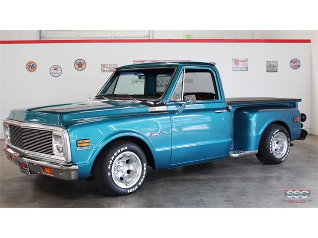1972 Chevrolet C10 (CC-1449190) for sale in Fairfield, California
