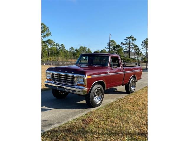 1978 Ford F150 (CC-1449200) for sale in Punta Gorda, Florida