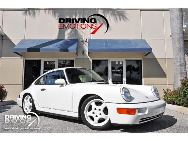 1992 Porsche 911 Carrera (CC-1449201) for sale in West Palm Beach, Florida