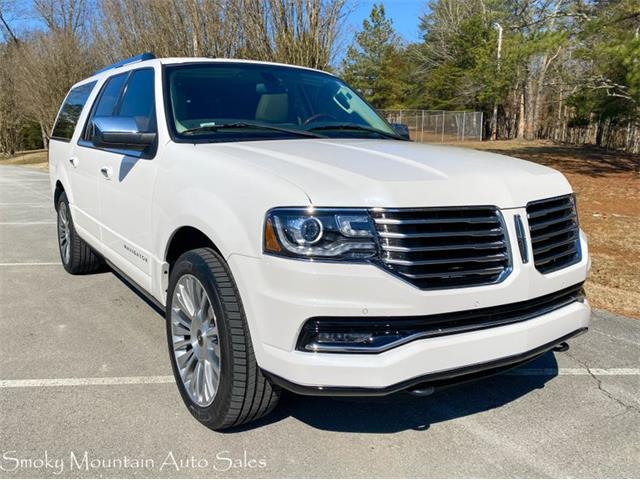 2016 Lincoln Navigator (CC-1449204) for sale in Lenoir City, Tennessee