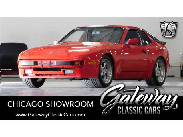1985 Porsche 944 (CC-1449205) for sale in O'Fallon, Illinois