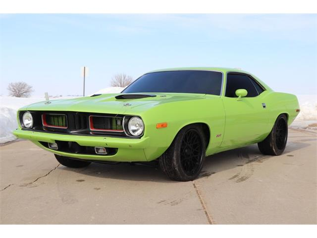 1973 Plymouth Barracuda (CC-1449207) for sale in Clarence, Iowa