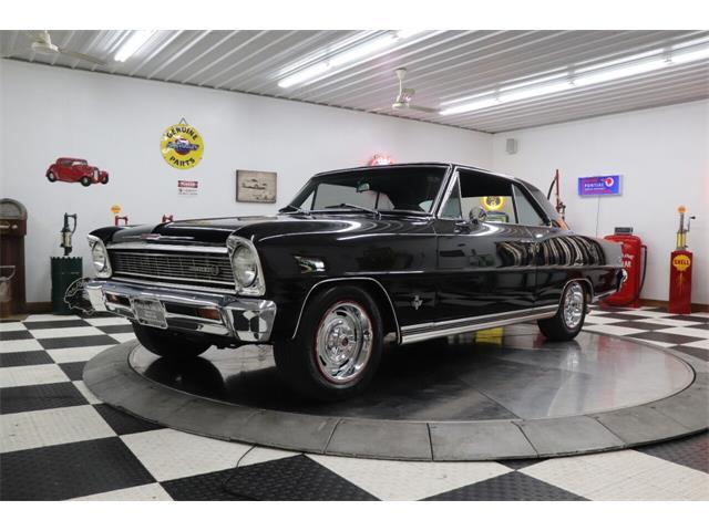 1966 Chevrolet Nova (CC-1449211) for sale in Clarence, Iowa