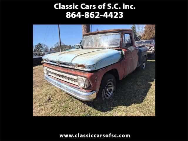 1966 Chevrolet C/K 10 (CC-1449212) for sale in Gray Court, South Carolina