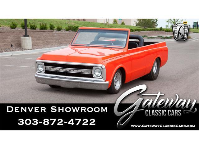 1969 Chevrolet Truck (CC-1449214) for sale in O'Fallon, Illinois