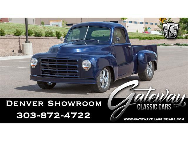 1950 Studebaker Pickup (CC-1449225) for sale in O'Fallon, Illinois