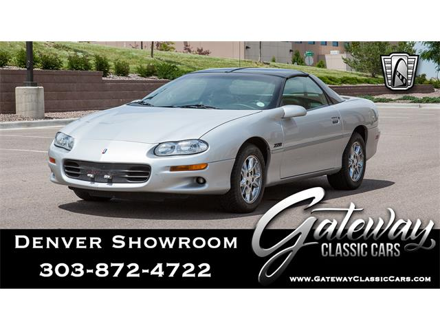 2002 Chevrolet Camaro (CC-1449226) for sale in O'Fallon, Illinois