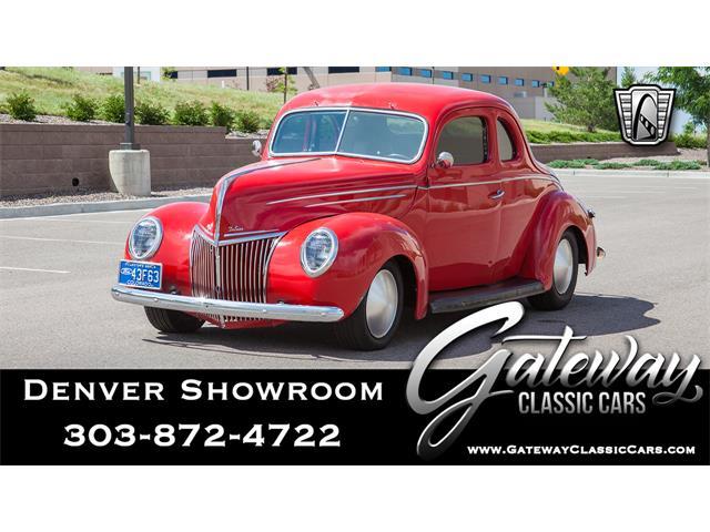 1939 Ford Deluxe (CC-1449229) for sale in O'Fallon, Illinois