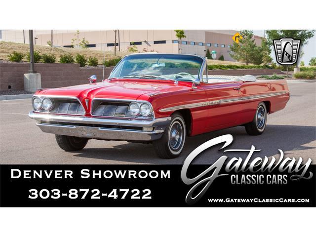 1961 Pontiac Bonneville (CC-1449244) for sale in O'Fallon, Illinois