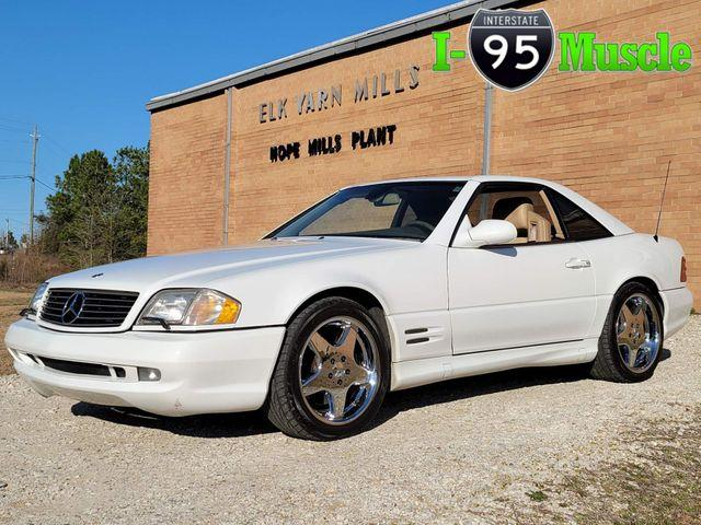 2001 Mercedes-Benz SL500 (CC-1449247) for sale in Hope Mills, North Carolina