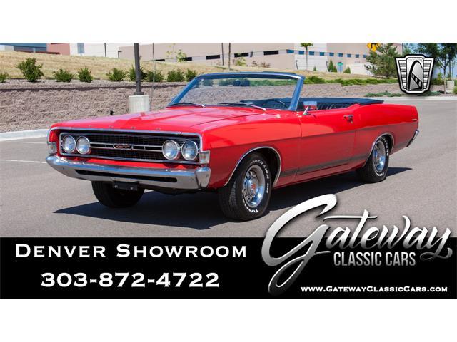 1968 Ford Torino (CC-1449249) for sale in O'Fallon, Illinois