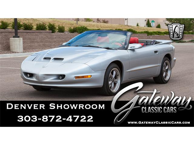 1995 Pontiac Firebird Trans Am (CC-1449252) for sale in O'Fallon, Illinois