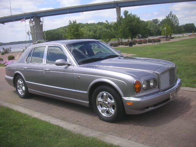1999 Bentley Arnage (CC-1440926) for sale in Quincy, Illinois