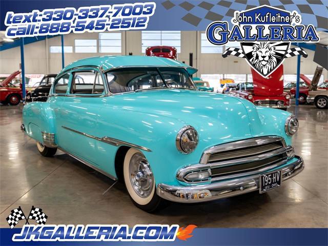 1951 Chevrolet Fleetline (CC-1449268) for sale in Salem, Ohio