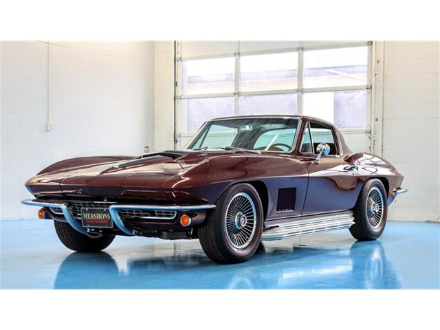 1967 Chevrolet Corvette (CC-1449275) for sale in Springfield, Ohio