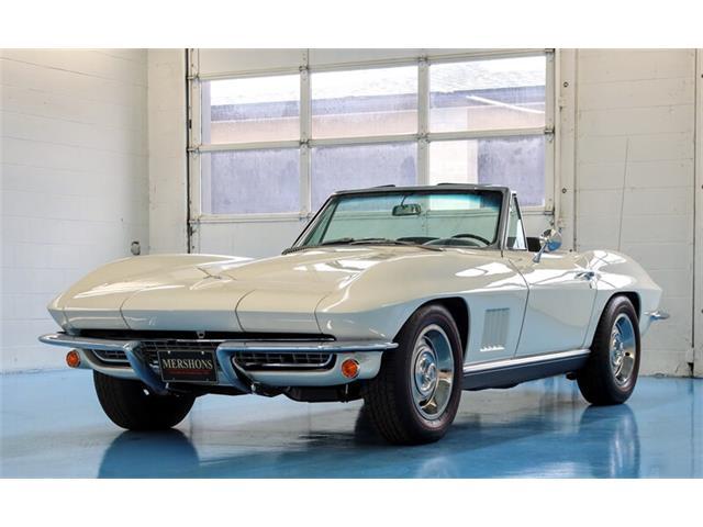 1967 Chevrolet Corvette (CC-1449278) for sale in Springfield, Ohio