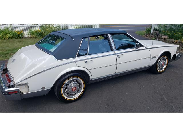 1982 Cadillac Seville (CC-1440928) for sale in Simsbury, Connecticut