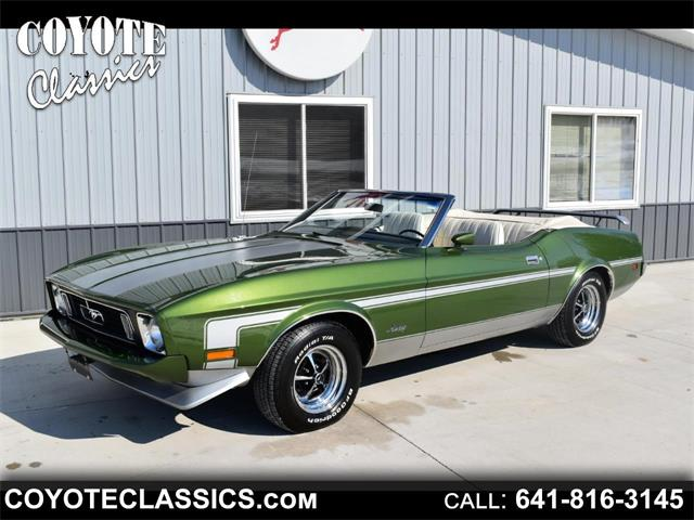 1973 Ford Mustang (CC-1449281) for sale in Greene, Iowa