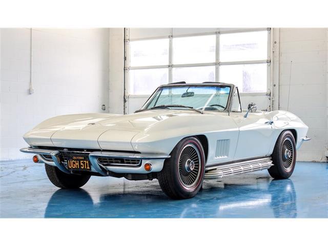 1967 Chevrolet Corvette (CC-1449283) for sale in Springfield, Ohio