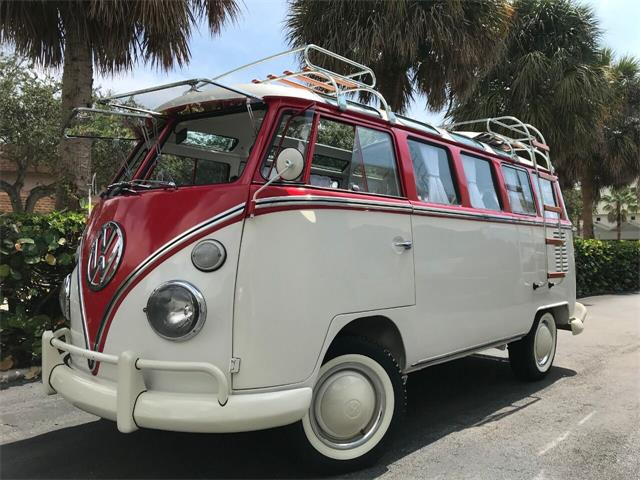 1974 Volkswagen Bus (CC-1449284) for sale in Boca Raton, Florida