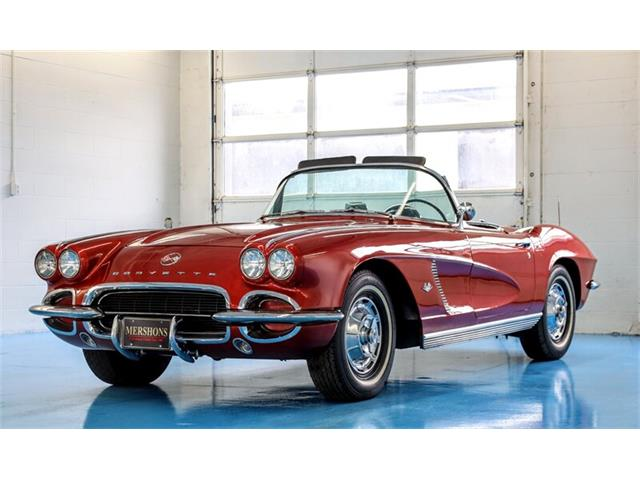 1962 Chevrolet Corvette (CC-1449285) for sale in Springfield, Ohio