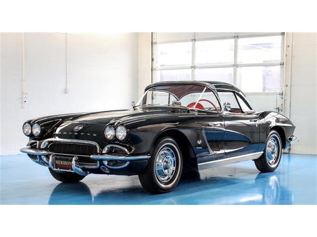 1962 Chevrolet Corvette (CC-1449286) for sale in Springfield, Ohio