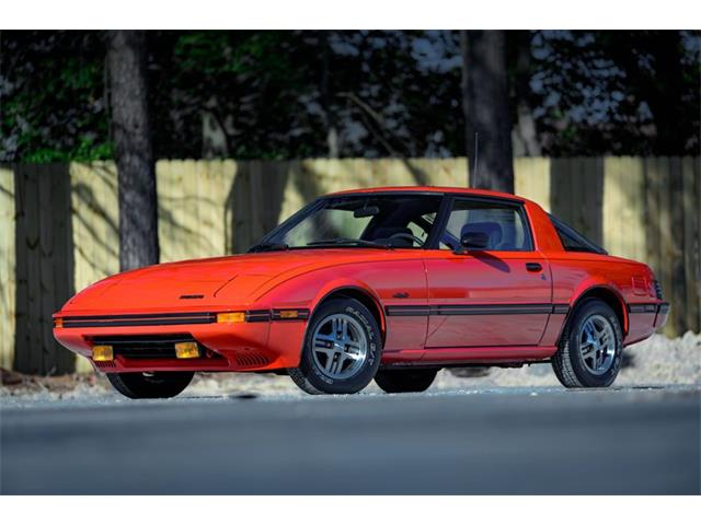 1985 Mazda RX-7 (CC-1449293) for sale in Collierville, Tennessee