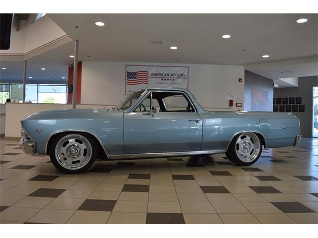 1966 Chevrolet El Camino (CC-1449297) for sale in San Jose, California