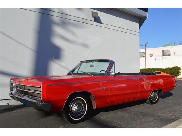 1967 Plymouth Fury (CC-1449300) for sale in San Jose, California