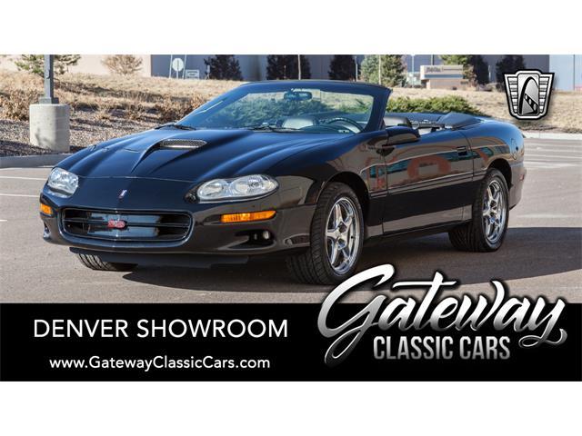 2002 Chevrolet Camaro (CC-1449305) for sale in O'Fallon, Illinois